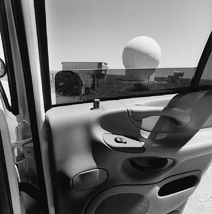Lee Friedlander: America by Car (Trade Edition) [SIGNED]