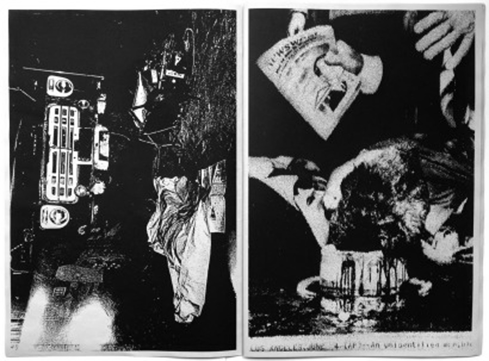 Daido Moriyama: SCANDALOUS, Limited Edition of 350 (Silkscreen Printed) [SIGNED]