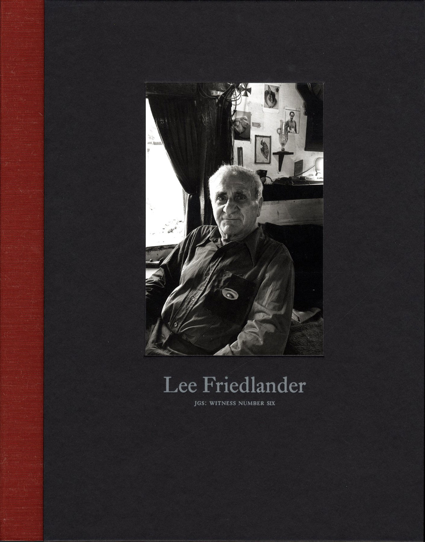 Witness #6 (Number Six): Lee Friedlander: Raoul Hague, His Work and Place, a Memoir [SIGNED by Friedlander]