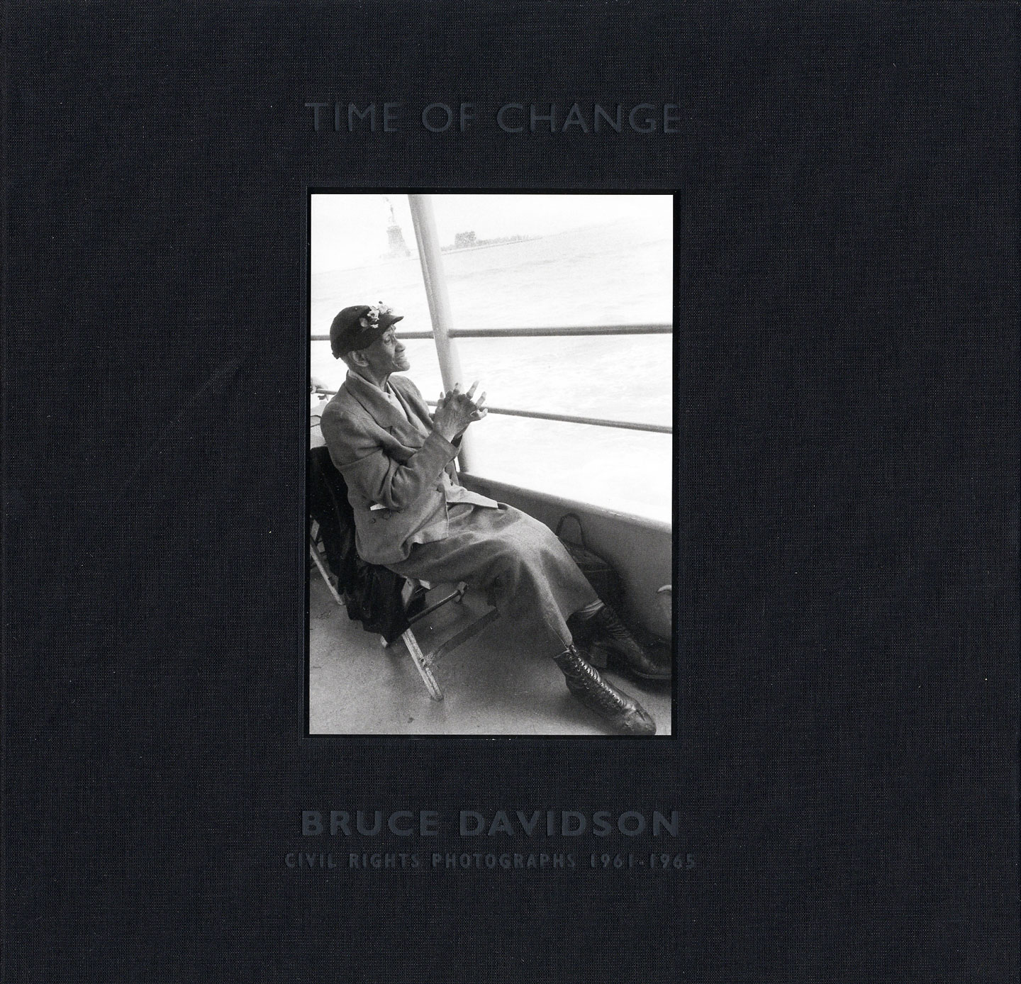 Bruce Davidson: Time of Change: Civil Rights Photographs 1961-1965 [SIGNED]