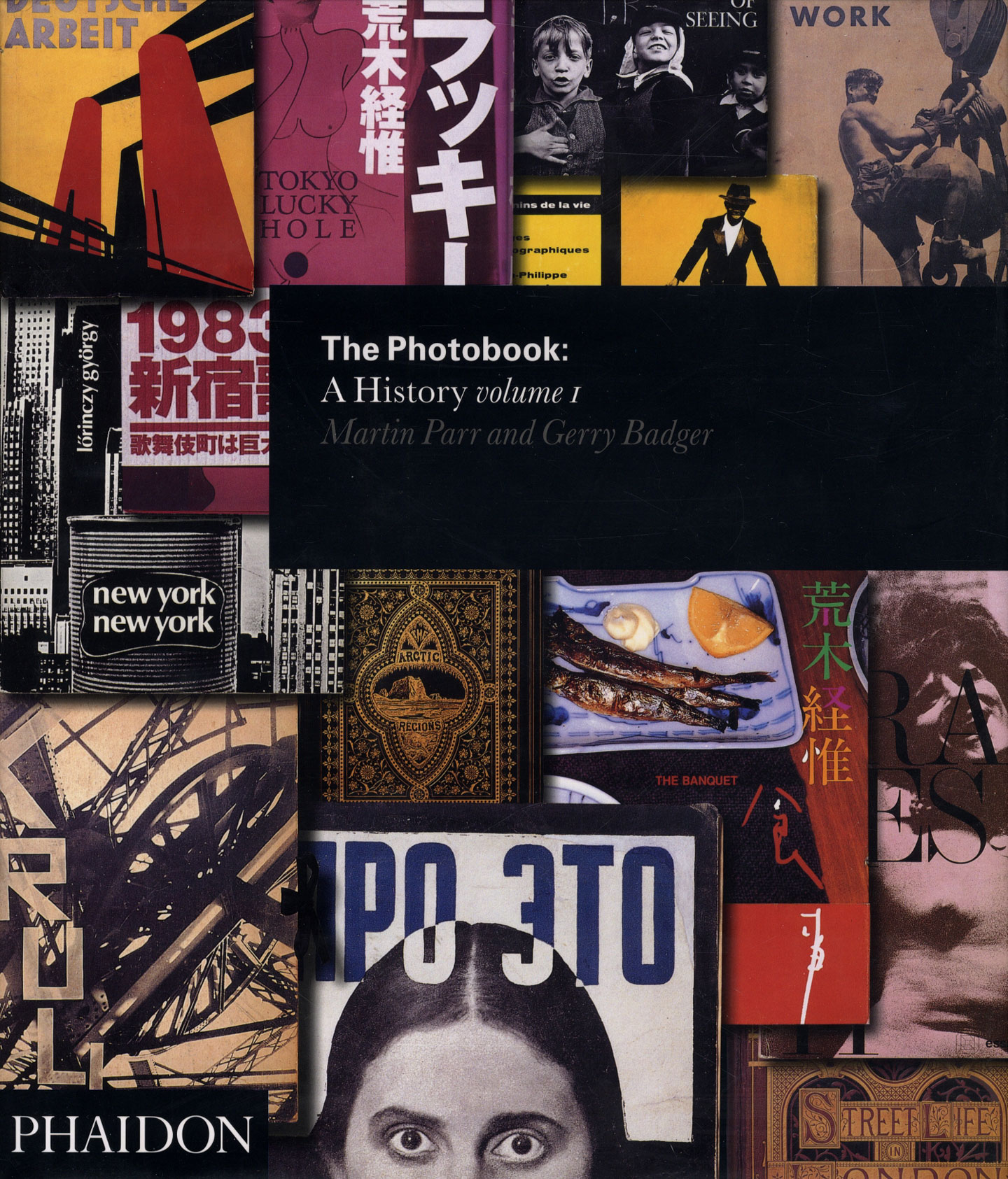 The Photobook: A History, Volume I