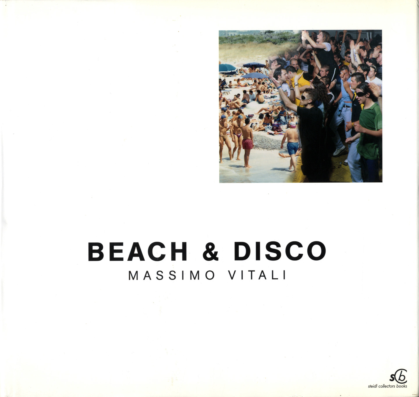 Massimo Vitali: Beach & Disco (Steidl Collectors Books)