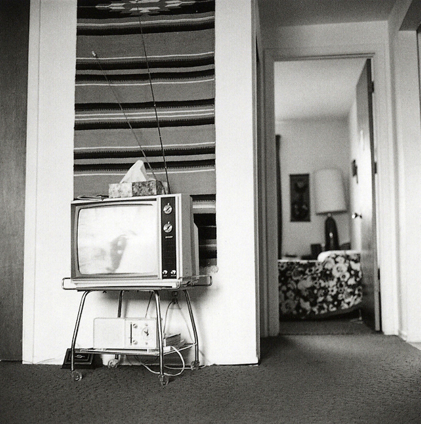 Robert Adams: Interiors 1973-1974, Limited Edition [SIGNED] [IMPERFECT]
