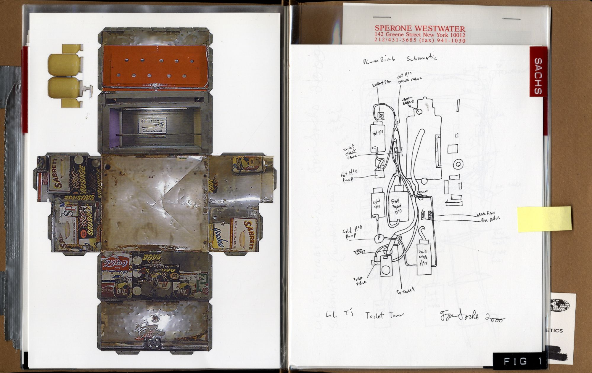 American Bricolage, Limited Edition [SIGNED by Tom Sachs, Todd Alden and Wim Delvoye]