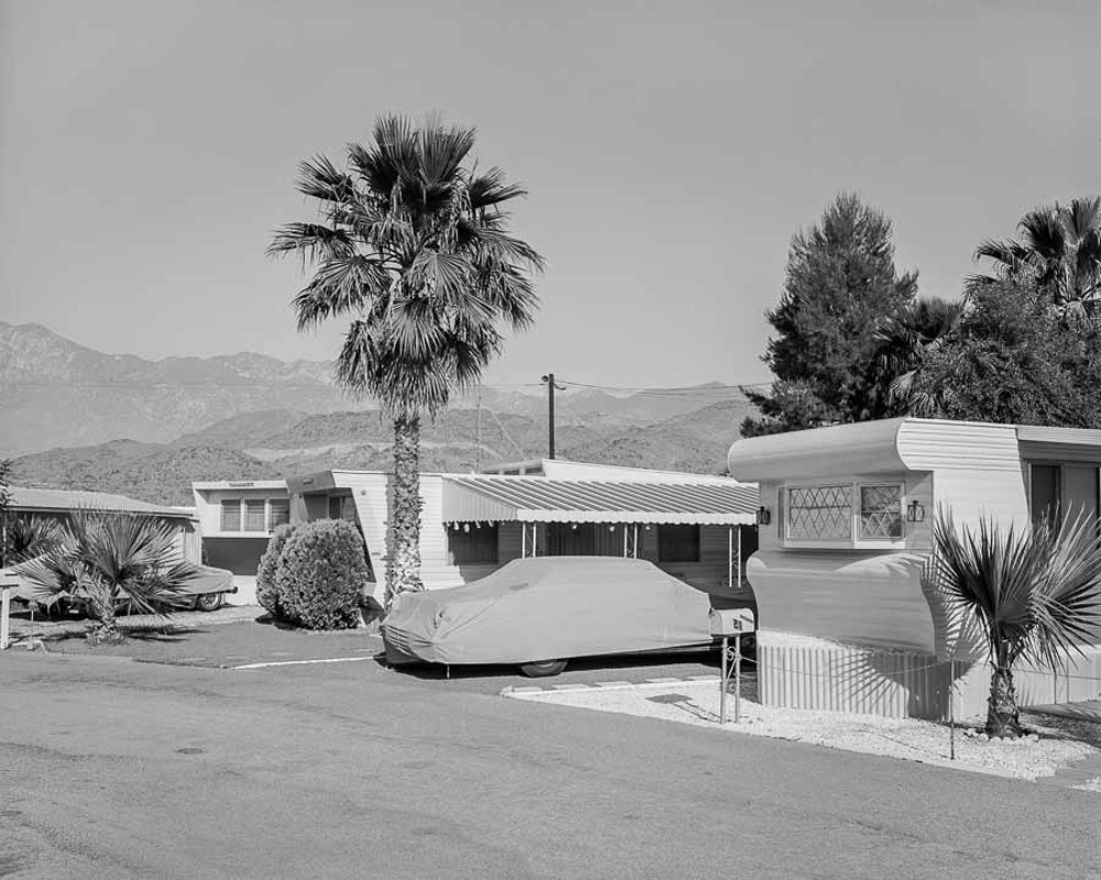 NZ Library #2: John Schott: Mobile Homes 1975-1976, Deluxe Limited Edition (with Suite of 3 Gelatin Silver Contact Prints) (NZ Library - Set Two, Volume Four) [SIGNED]