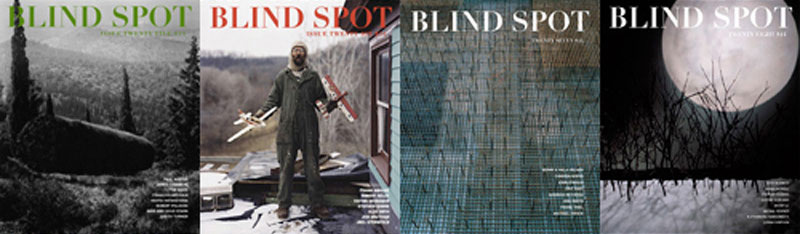 Blind Spot #1-48 (Photography Journal), Complete Set