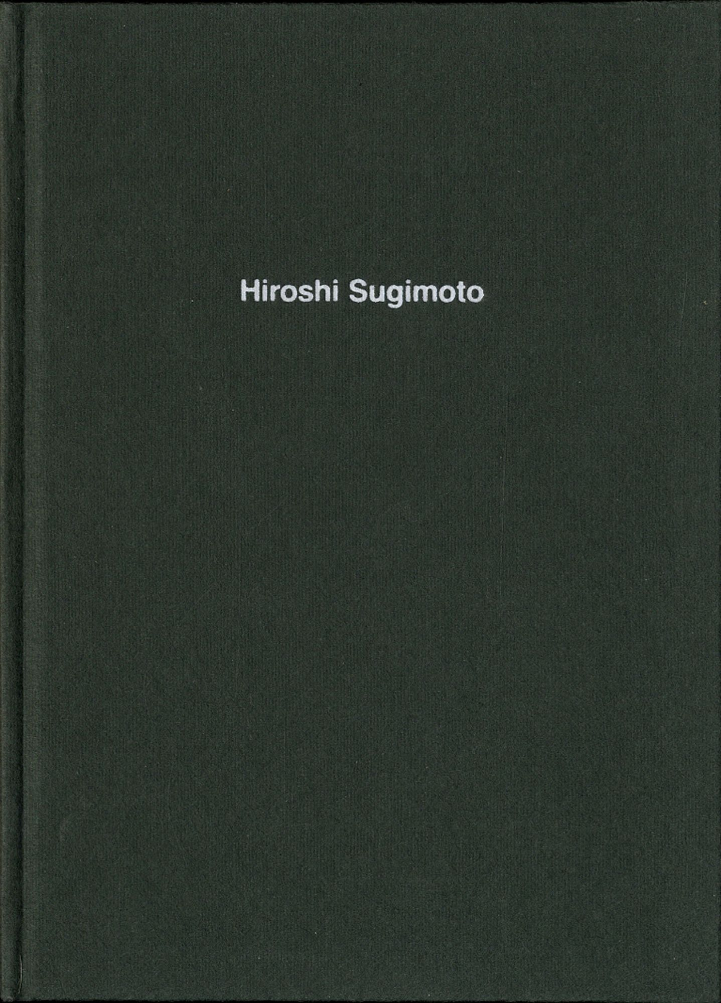 Hiroshi Sugimoto: A Near Complete Collection of 45 Books and Catalogues [All First Edition, First Printing; All (except one) in Fine or As New Condition; Most Titles SIGNED; Some Titles Limited Editions; Includes Additional Ephemera]