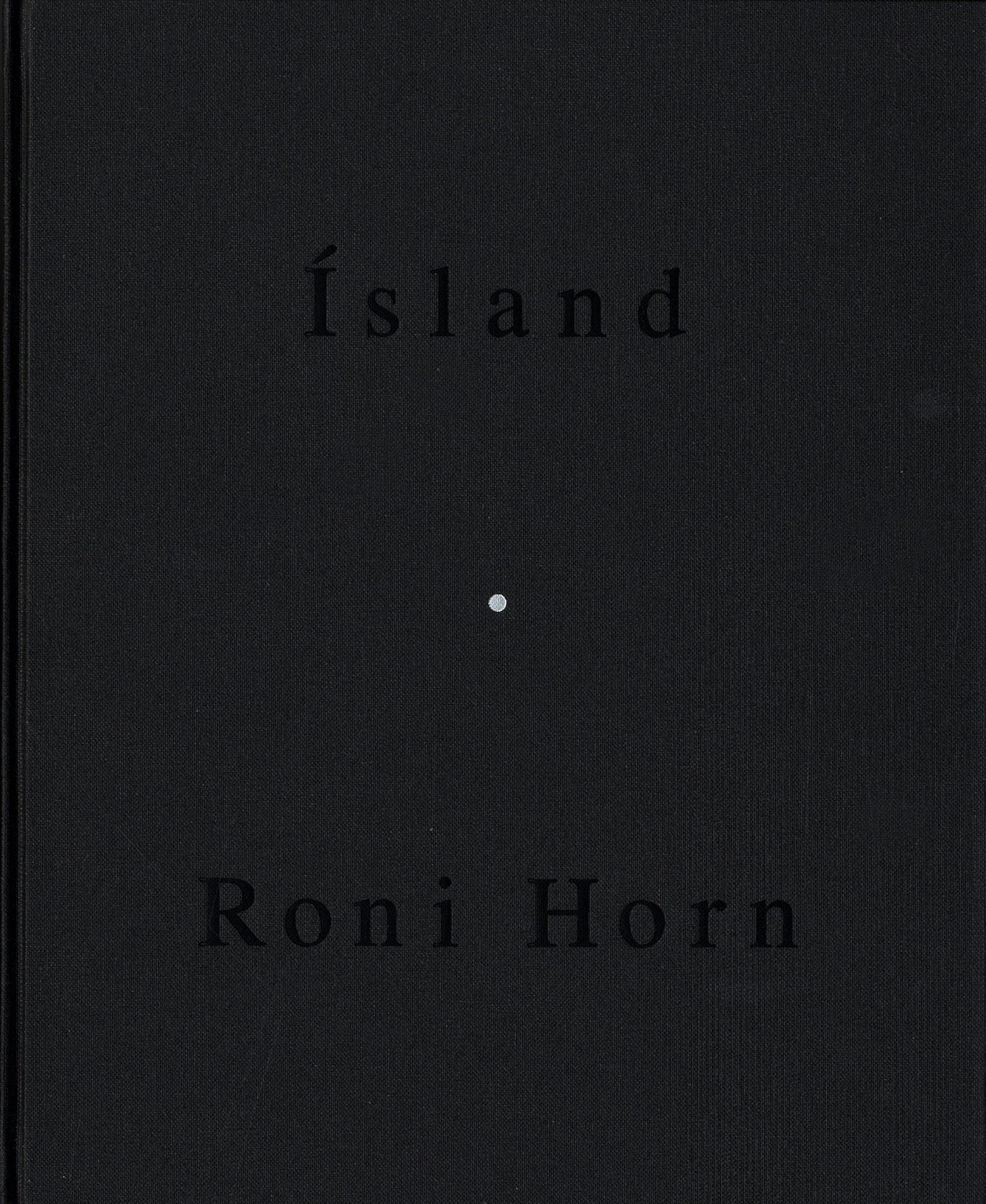 Roni Horn: Ísland: To Place 1-10 (Complete Set, with Inner Geography supplement) [all volumes SIGNED, all in AS NEW Condition]: 1) Bluff Life; 2) Folds; 3) Lava; 4) Pooling Waters (2 volumes); 5) Verne's Journey; 6) Haraldsdóttir; 7) Arctic Circles; 8) Becoming a Landscape (two volume boxed set); 9) Doubt Box (boxed set); 10) Haraldsdóttir, Part Two; 11) Inner Geography (catalogue supplement)