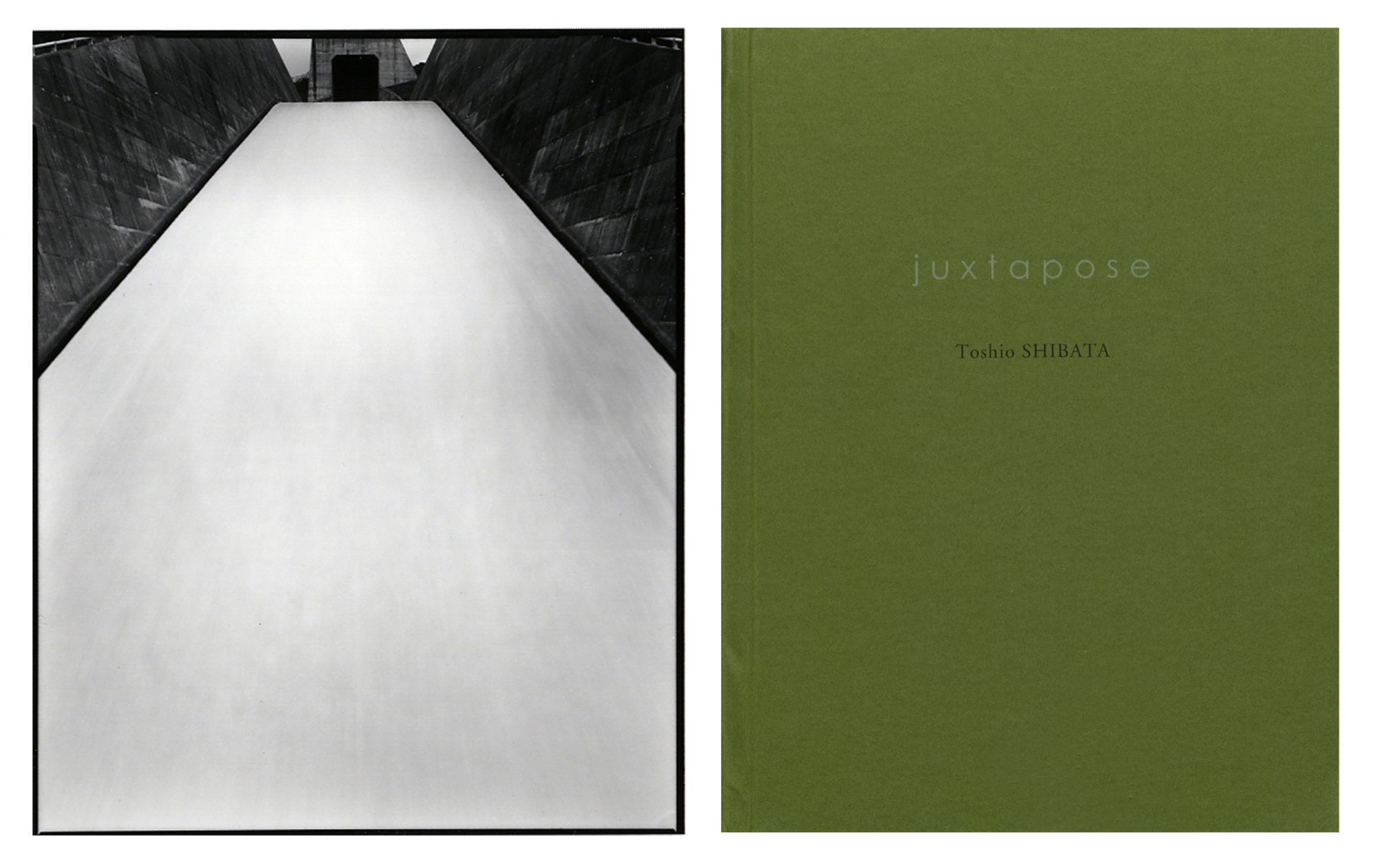 Toshio Shibata: Juxtapose, Limited Edition (with Tipped-in Gelatin Silver Print)