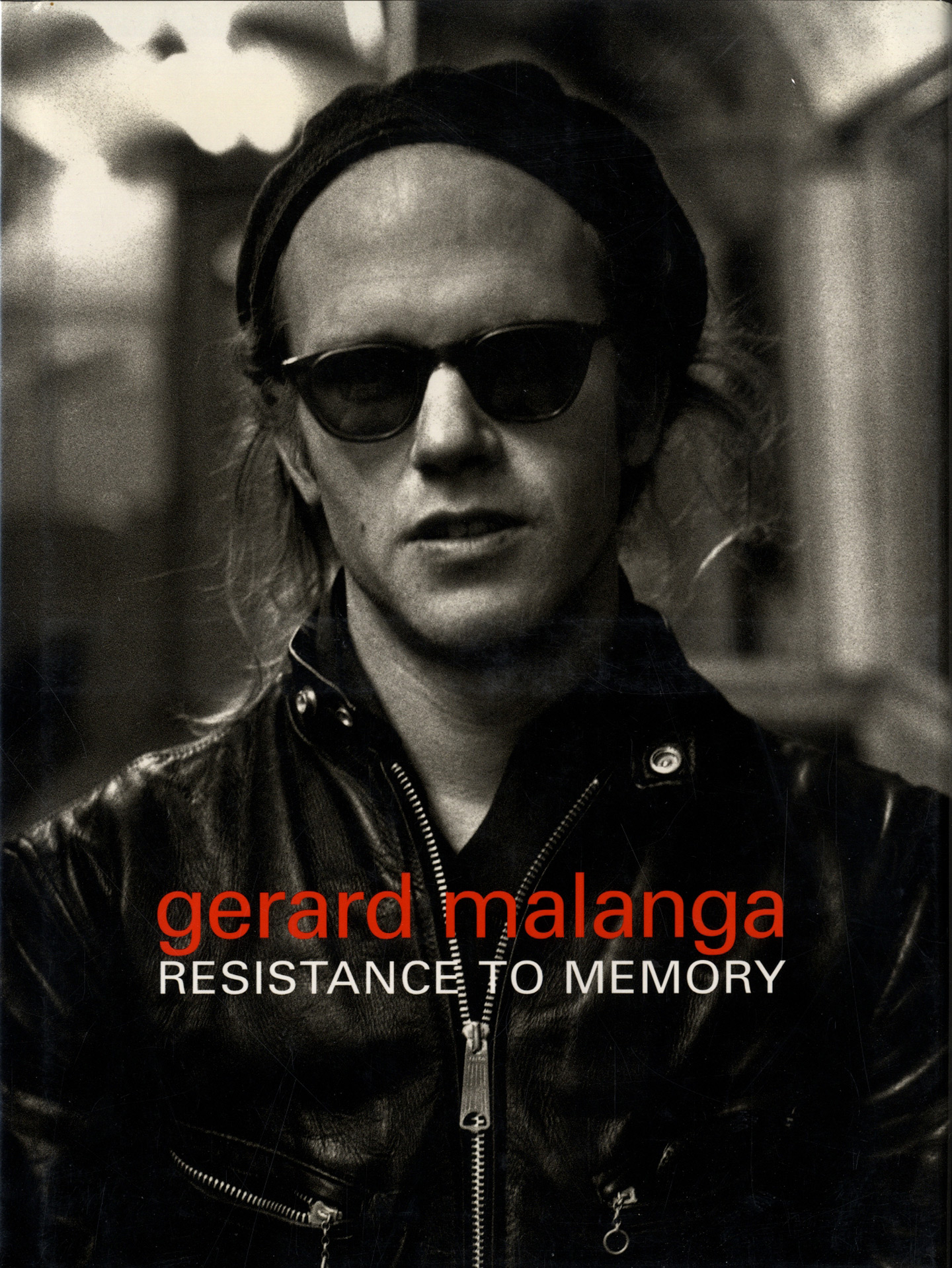 Gerard Malanga: Resistance to Memory, Portraits from the Seventies [SIGNED]