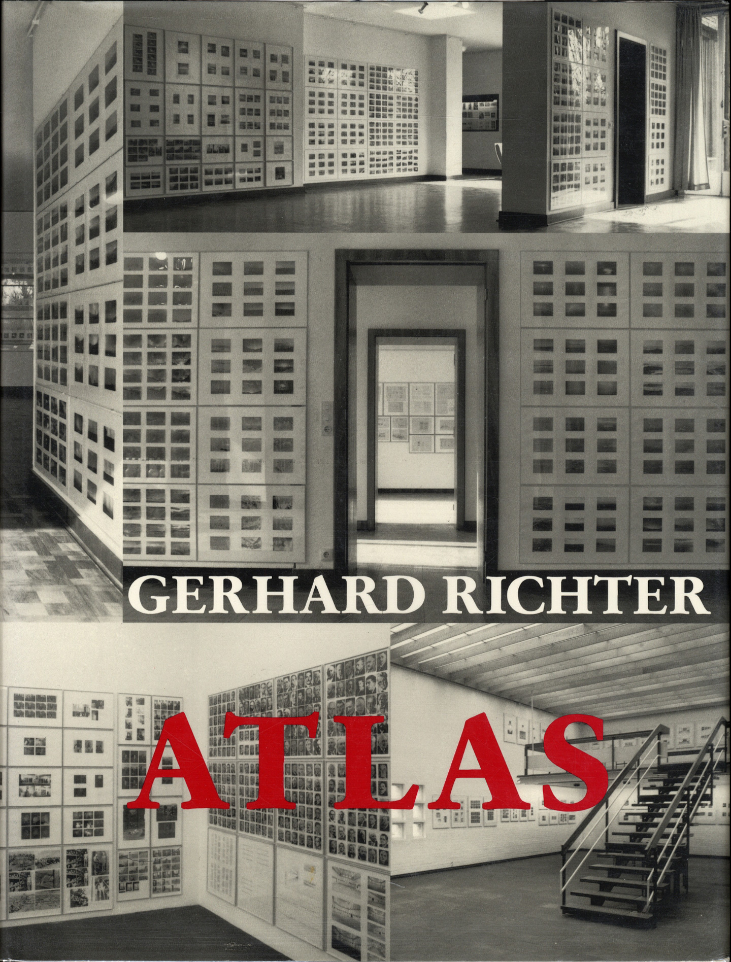 Gerhard Richter: Atlas (First Edition)
