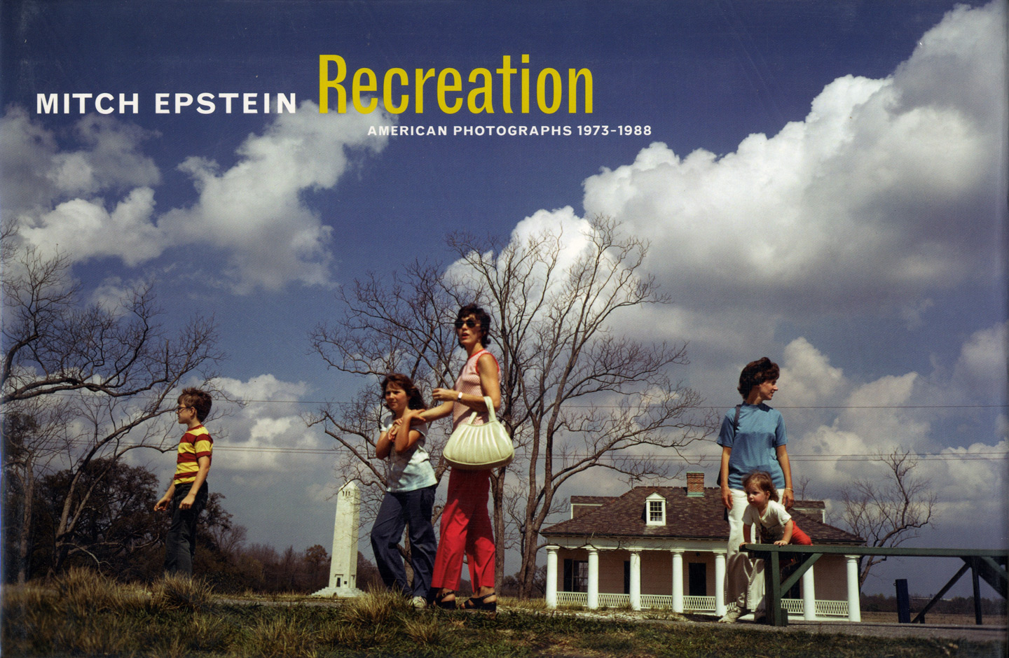Mitch Epstein: Recreation, American Photographs 1973-1988 [SIGNED]