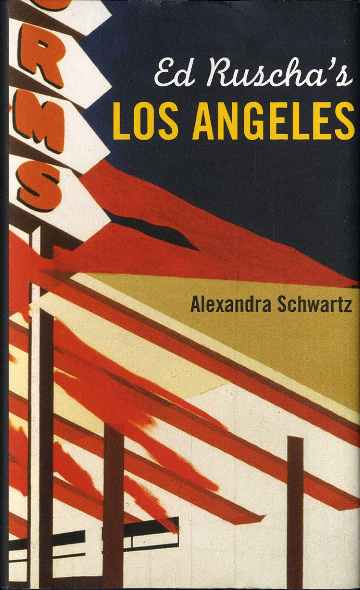 Ed Ruscha's Los Angeles [SIGNED by Ruscha]