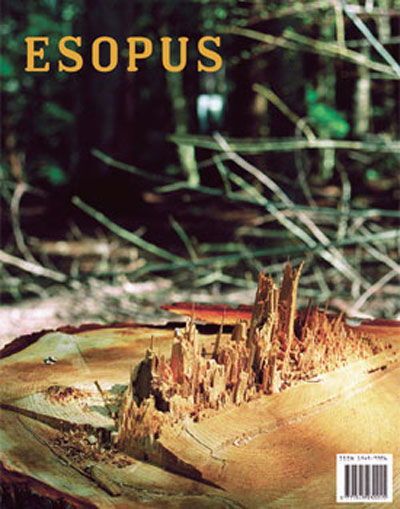 Esopus 1-25 (Complete Collection, including 7 Limited Edition artworks)
