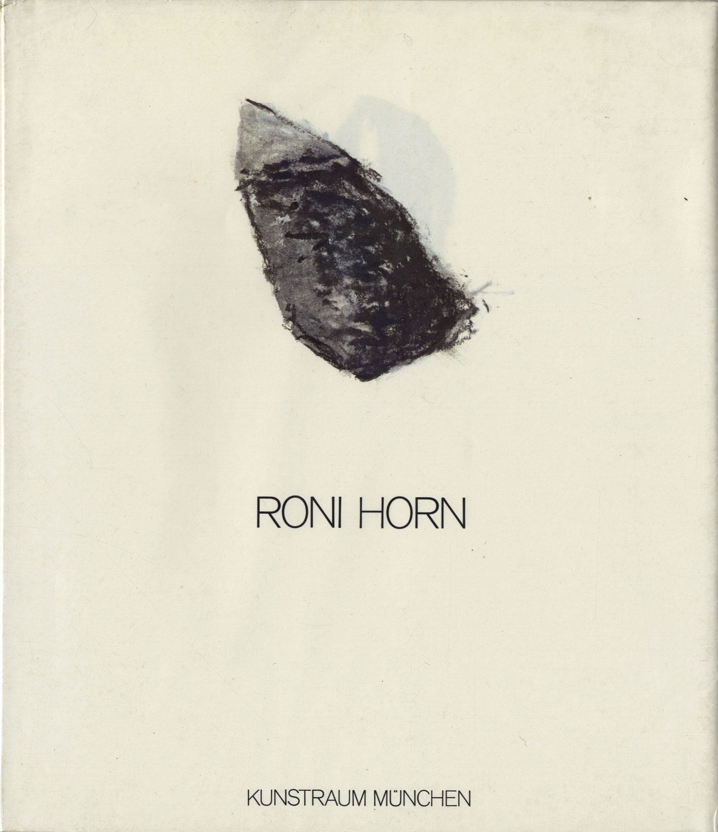 Roni Horn (Kunstraum München, 1983) [SIGNED]