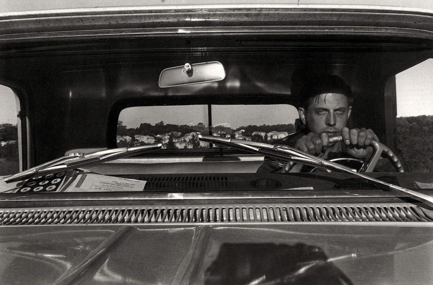 Lee Friedlander (Seibu Museum of Art and the Asahi Shimbun) [SIGNED]