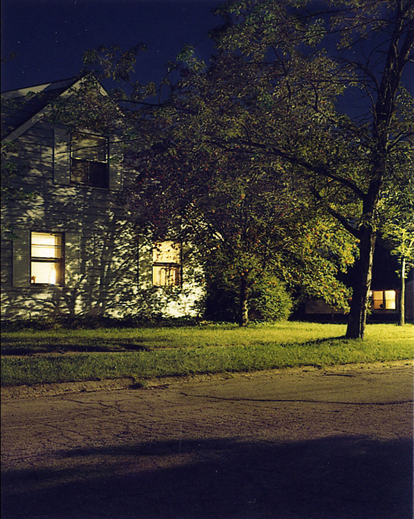 Todd Hido: Taft Street (Complete Set of Four Books) (One Picture Book #6), Limited Edition (with 4 Prints)