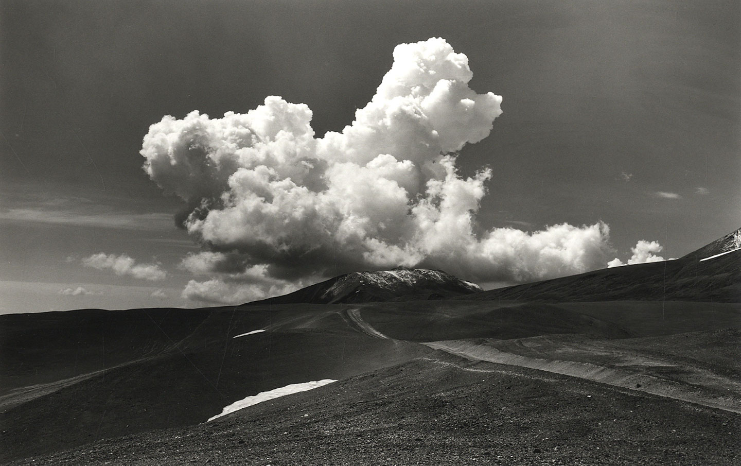 "Alberto Caputo: ""Continental Divide, Argentina,"" 1992 (Gelatin Silver Print), Limited Edition"
