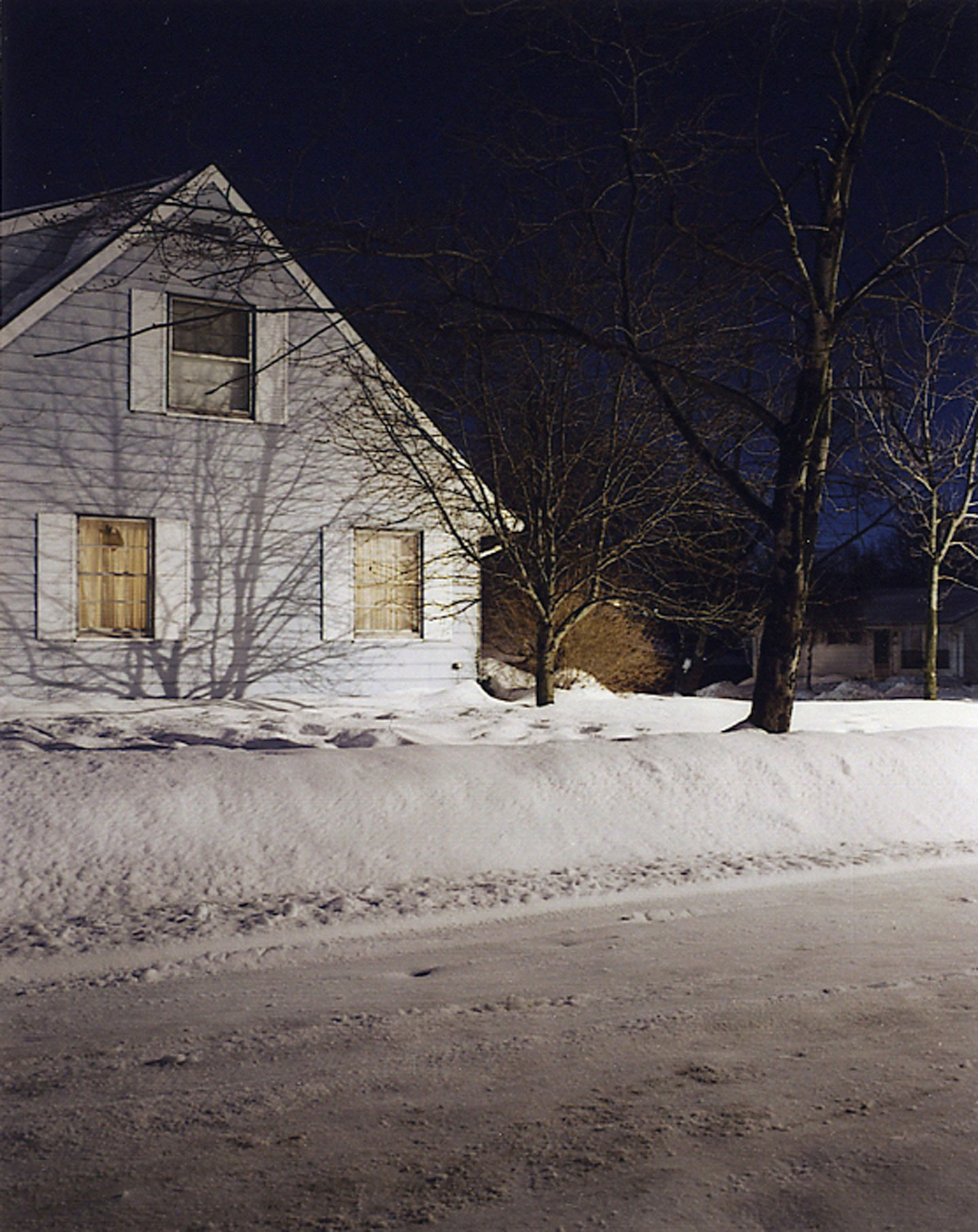 "Todd Hido: Taft Street (One Picture Book #6), Limited Edition (with ""Winter"" Print)"