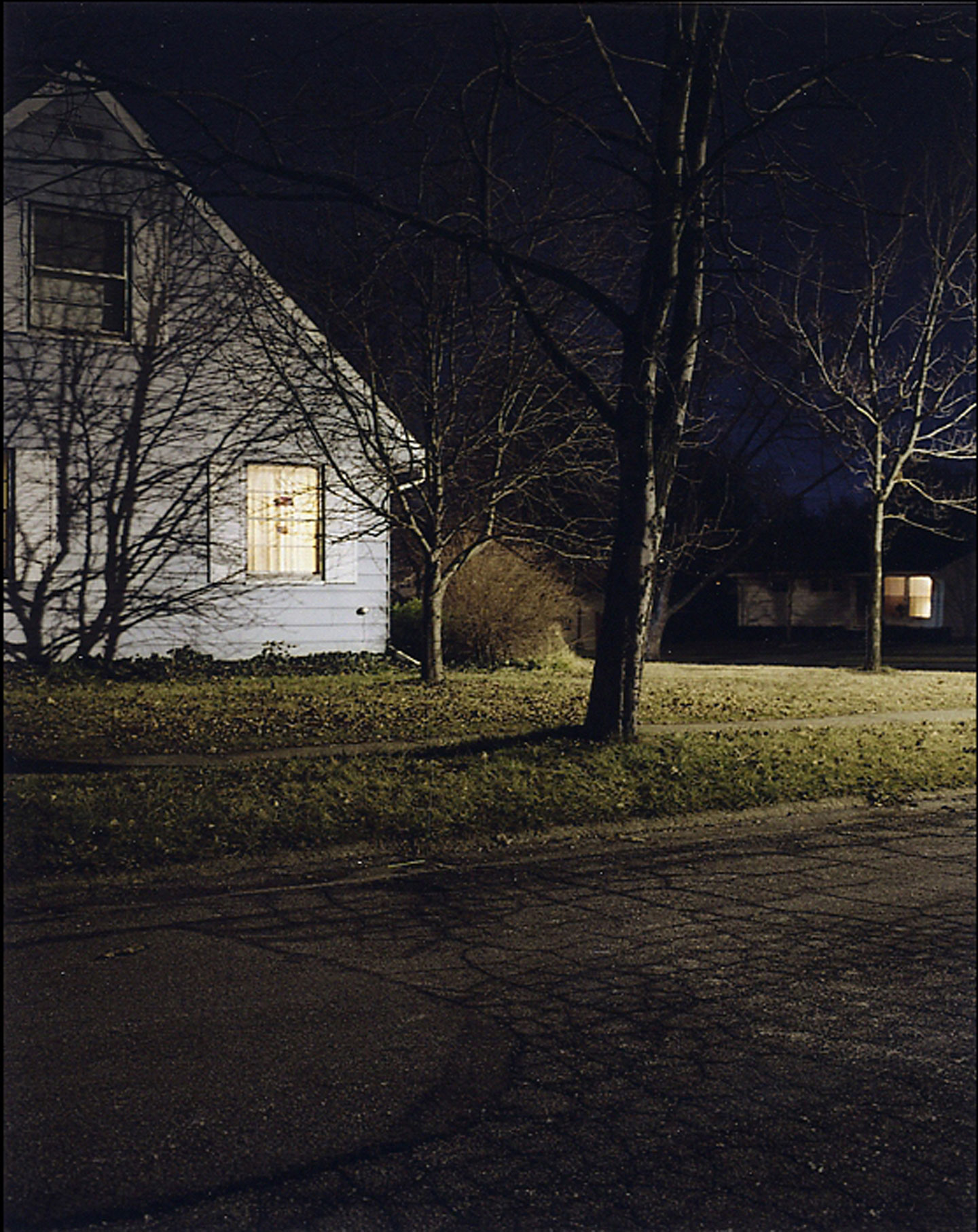 "Todd Hido: Taft Street (One Picture Book #6), Limited Edition (with ""Spring"" Print)"