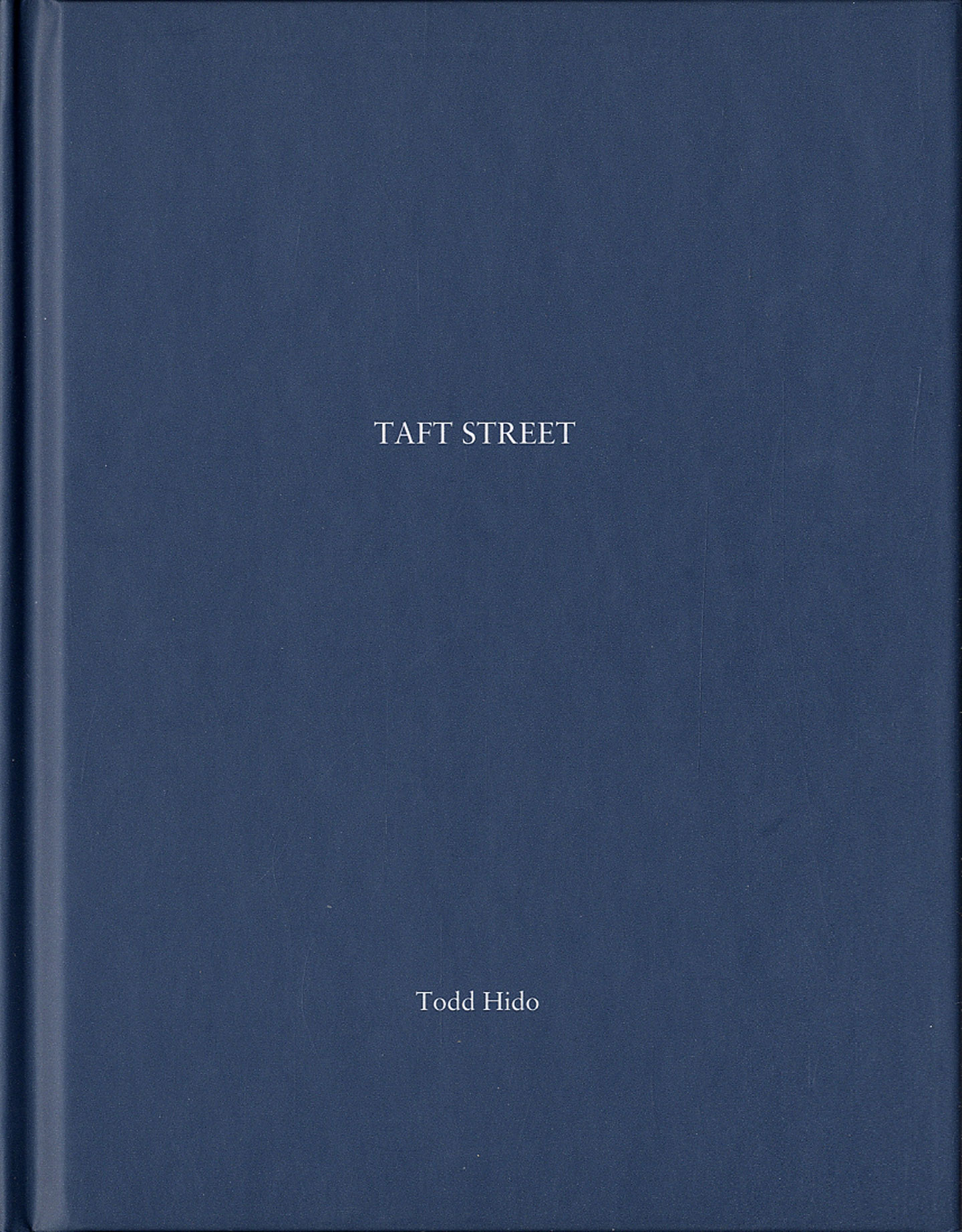 "Todd Hido: Taft Street (One Picture Book #6), Limited Edition (with ""Summer"" Print)"