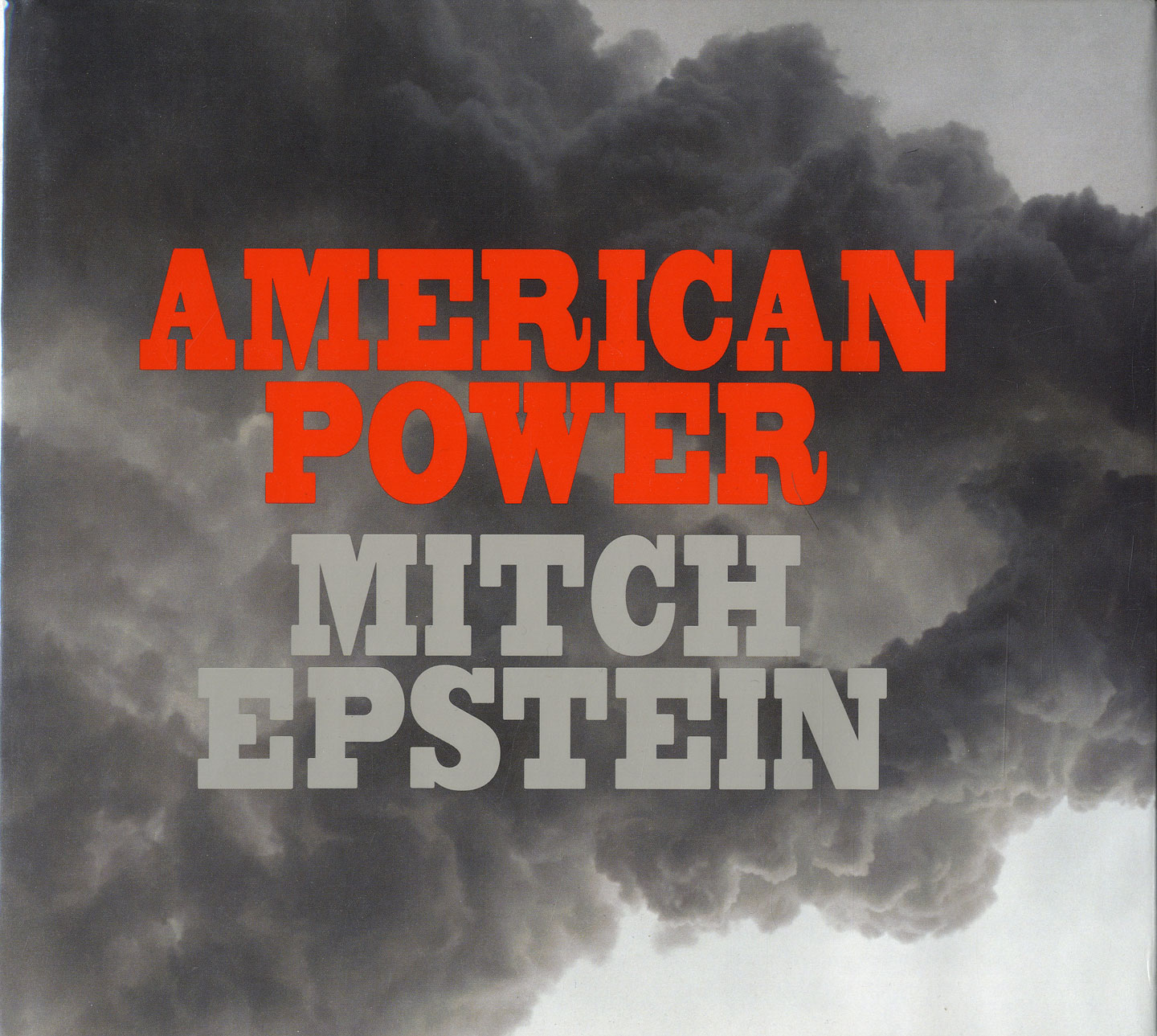 Mitch Epstein: American Power [SIGNED]