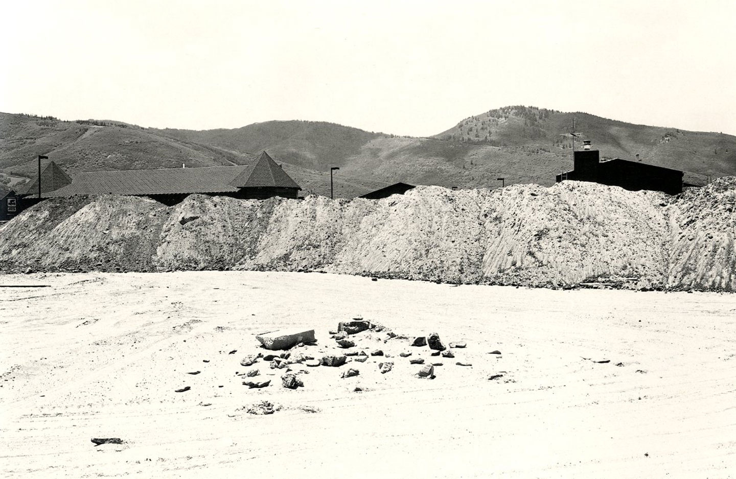Lewis Baltz: Park City (First Edition) [SIGNED] (in publisher's shrink-wrap, slit open for signature) [IMPERFECT]