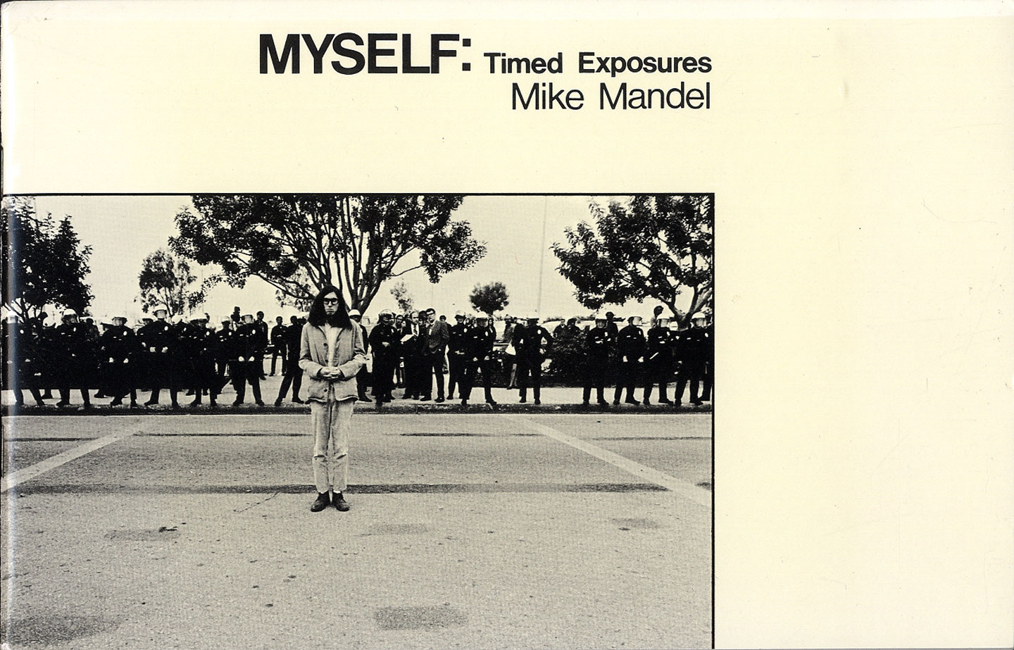 Mike Mandel: Myself: Timed Exposures [SIGNED]