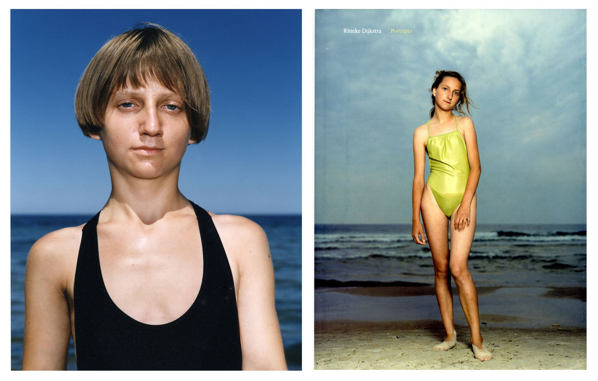 Rineke Dijkstra: Portraits, Limited Edition (with Print)