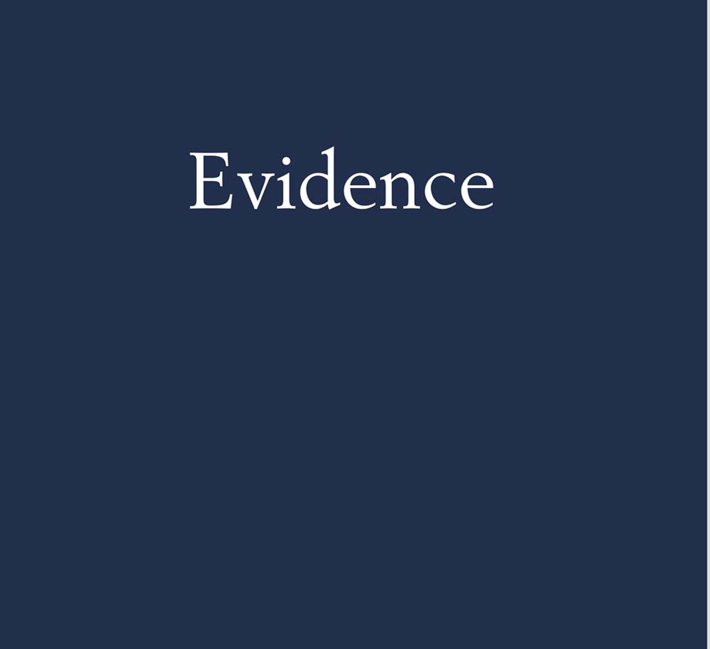 Mike Mandel & Larry Sultan: Evidence (Third D.A.P. Reissue Edition)