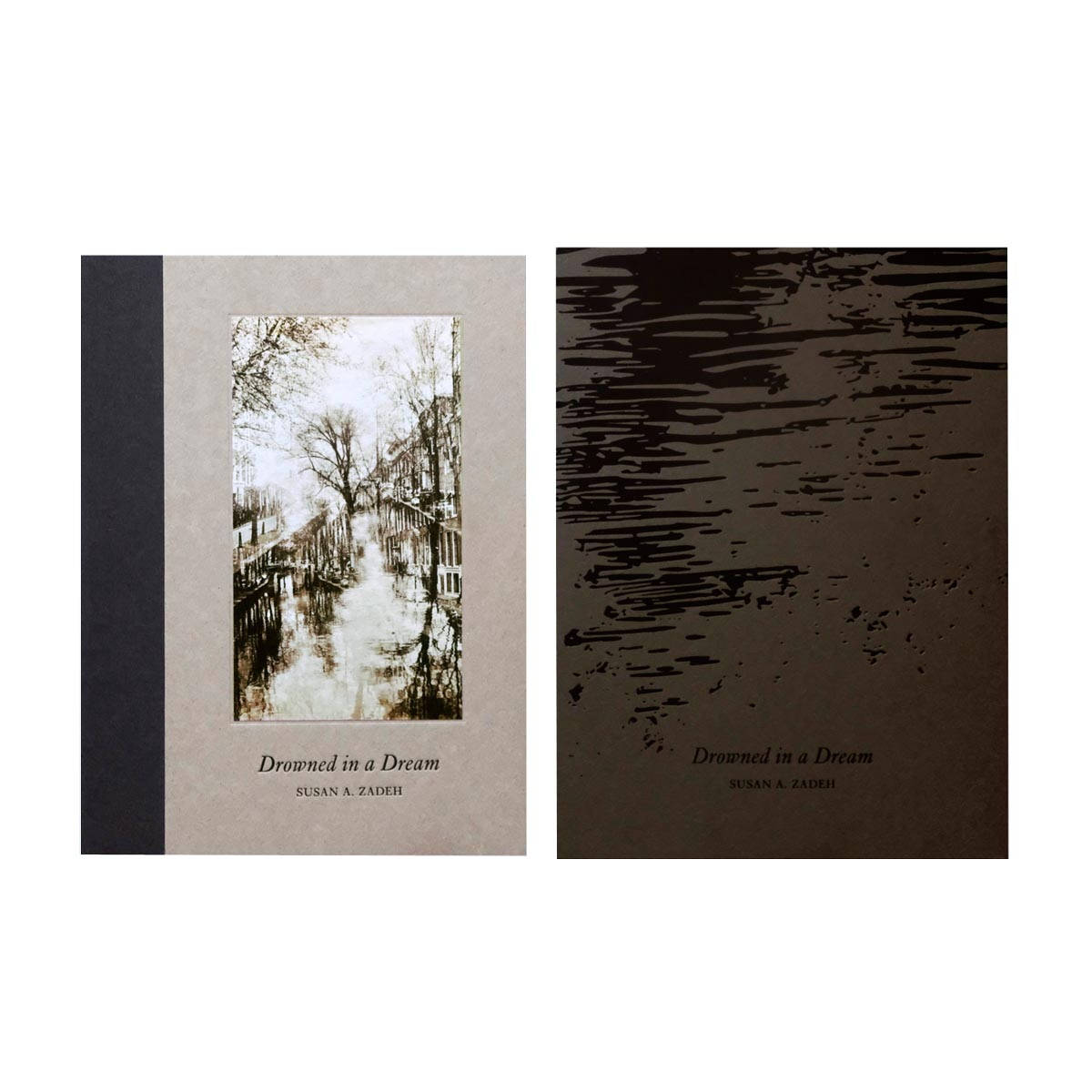 Susan A. Zadeh: Drowned in a Dream (Deluxe Limited Edition with 12 Prints)