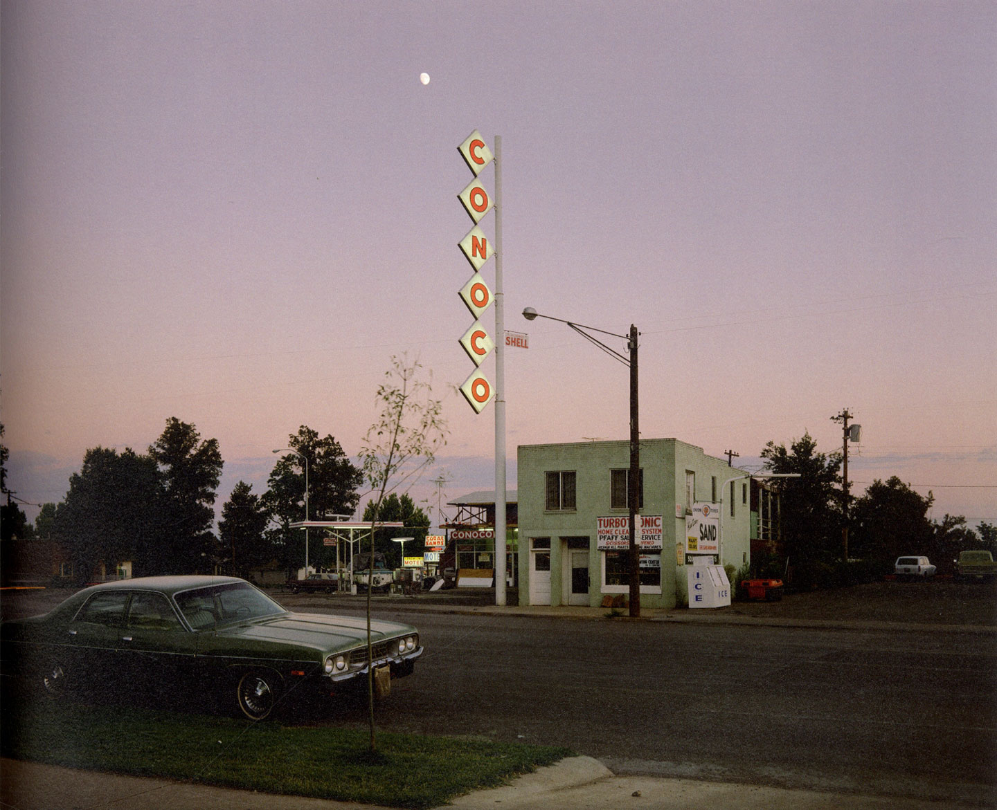 Stephen Shore: Selected Works, 1973-1981 [SIGNED by Shore]