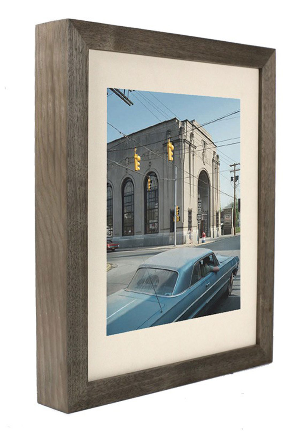 Stephen Shore: Selected Works, 1973-1981, Special Limited Edition (with Tipped-In Type-C Print in Custom-Made Frame) [SIGNED]