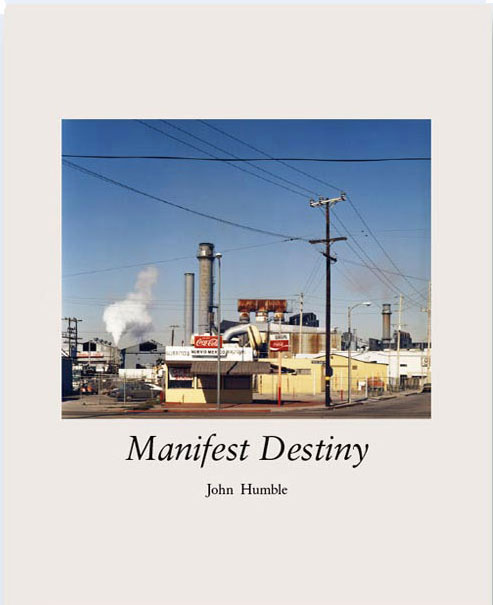 NZ Library #3: John Humble: Manifest Destiny, Limited Edition (NZ Library - Set Three) [SIGNED]
