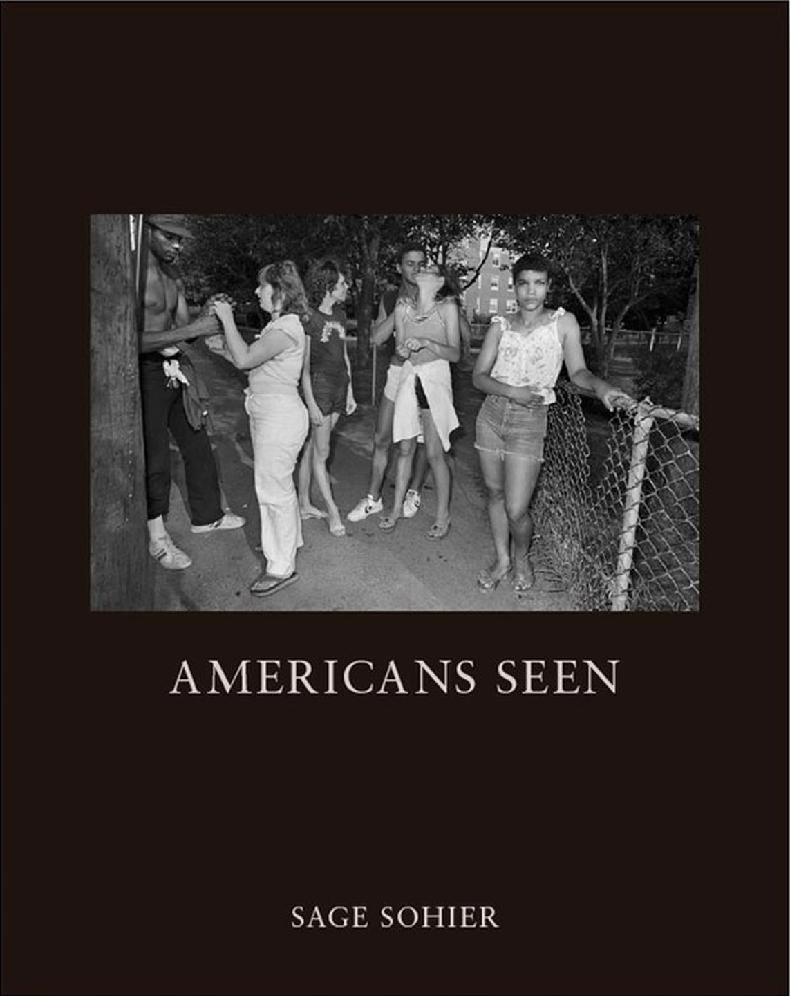 NZ Library #3: Sage Sohier: Americans Seen, Limited Edition (NZ Library - Set Three) [SIGNED]