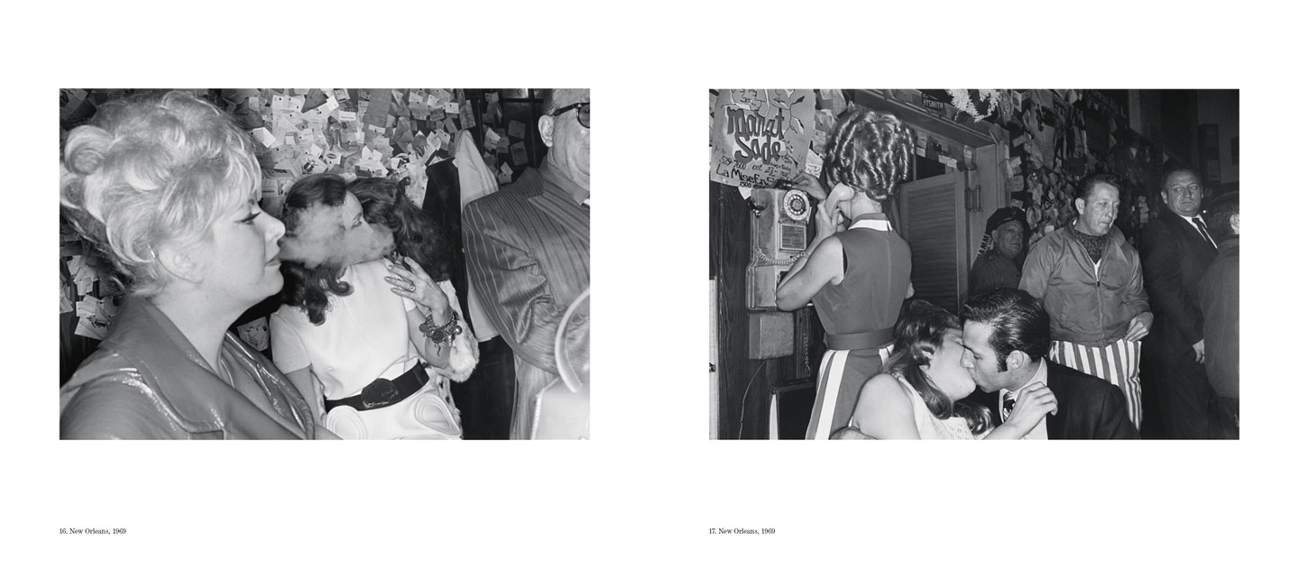 Lee Friedlander: The Human Clay (Volume 4): Parties [SIGNED]