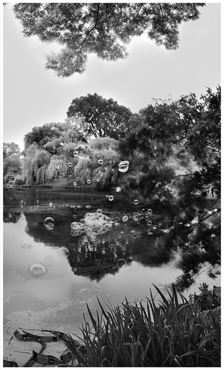 Jeff Liao: Central Park New York, Special Limited Edition (with 4 Prints)