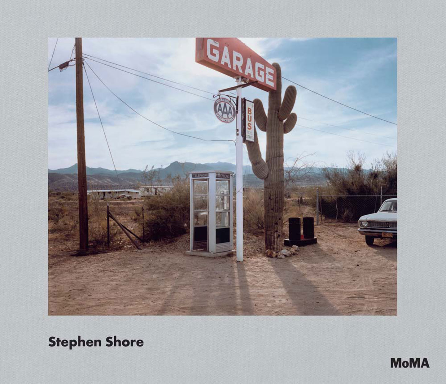 Stephen Shore (MoMA) [SIGNED]
