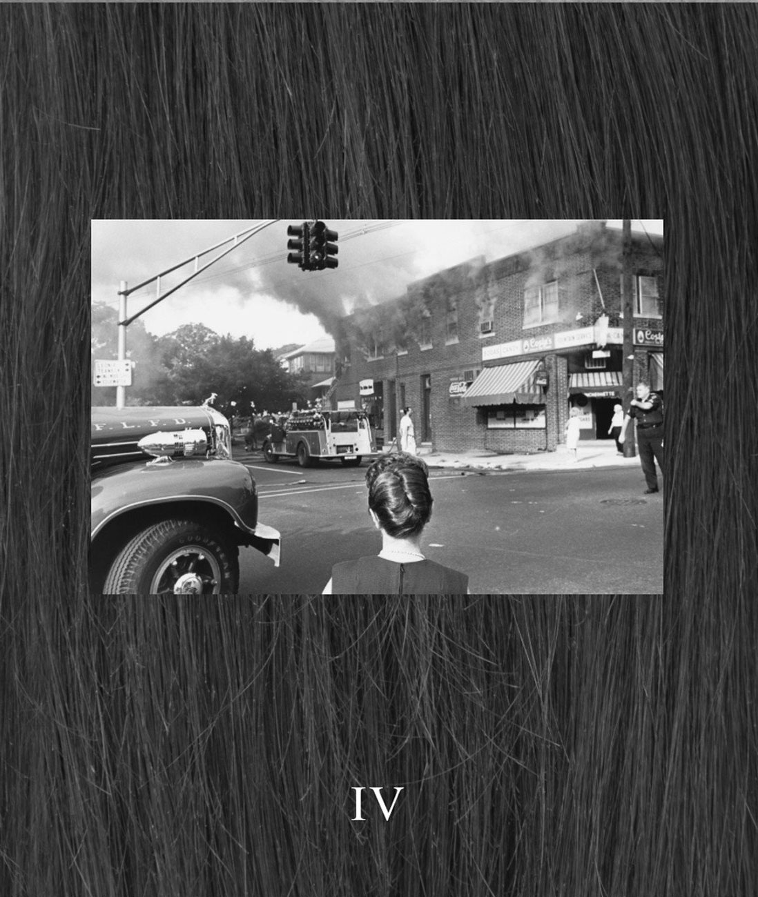 Lee Friedlander: Head (One of Four Books from TBW/These Birds Walk Subscription Series #5) [SIGNED by Friedlander]
