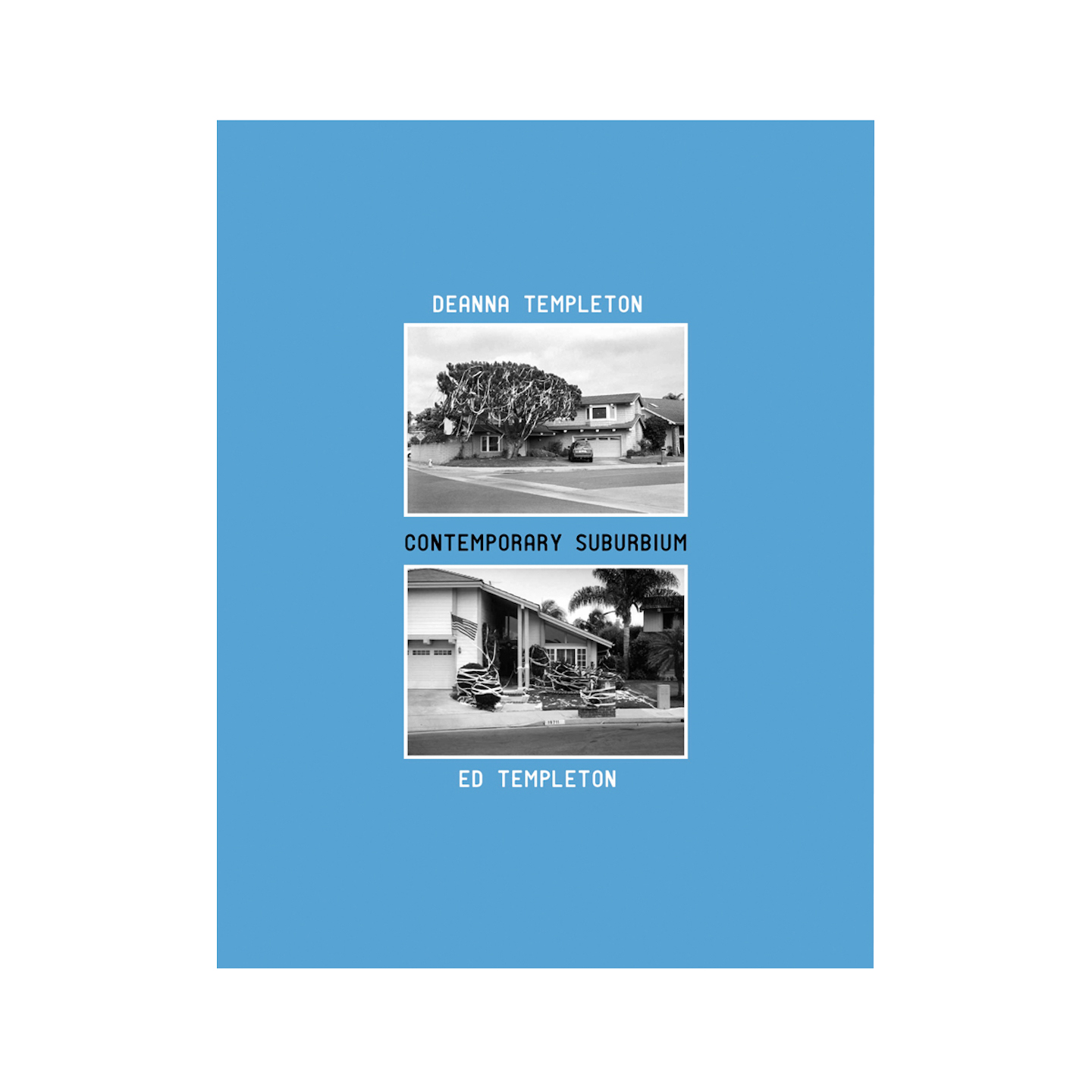 Ed Templeton: Contemporary Suburbium, Special Limited Edition (with 2 Prints)