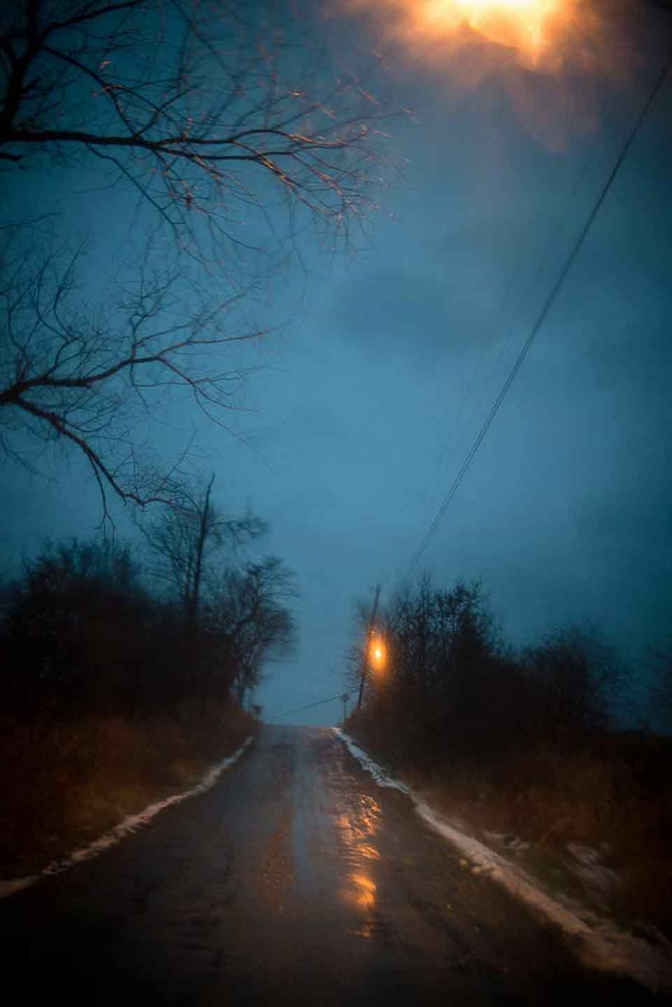 Todd Hido: Bright Black World, Deluxe Limited Edition Suite (with 15 Archival Pigment Prints) [SIGNED]