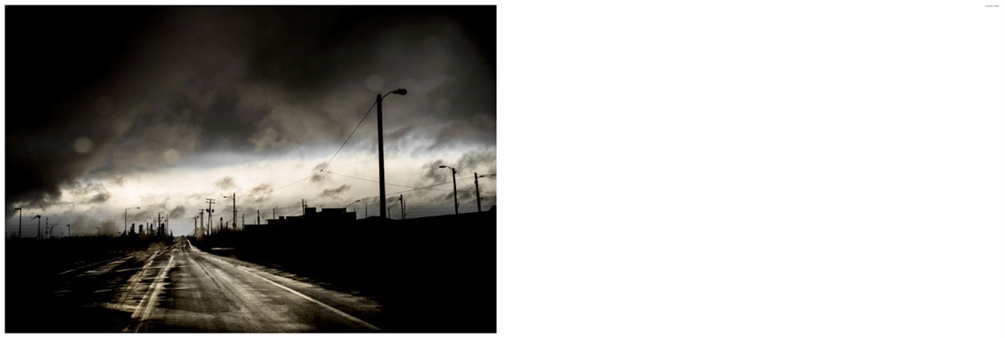 Todd Hido: Bright Black World (First Printing) [SIGNED]