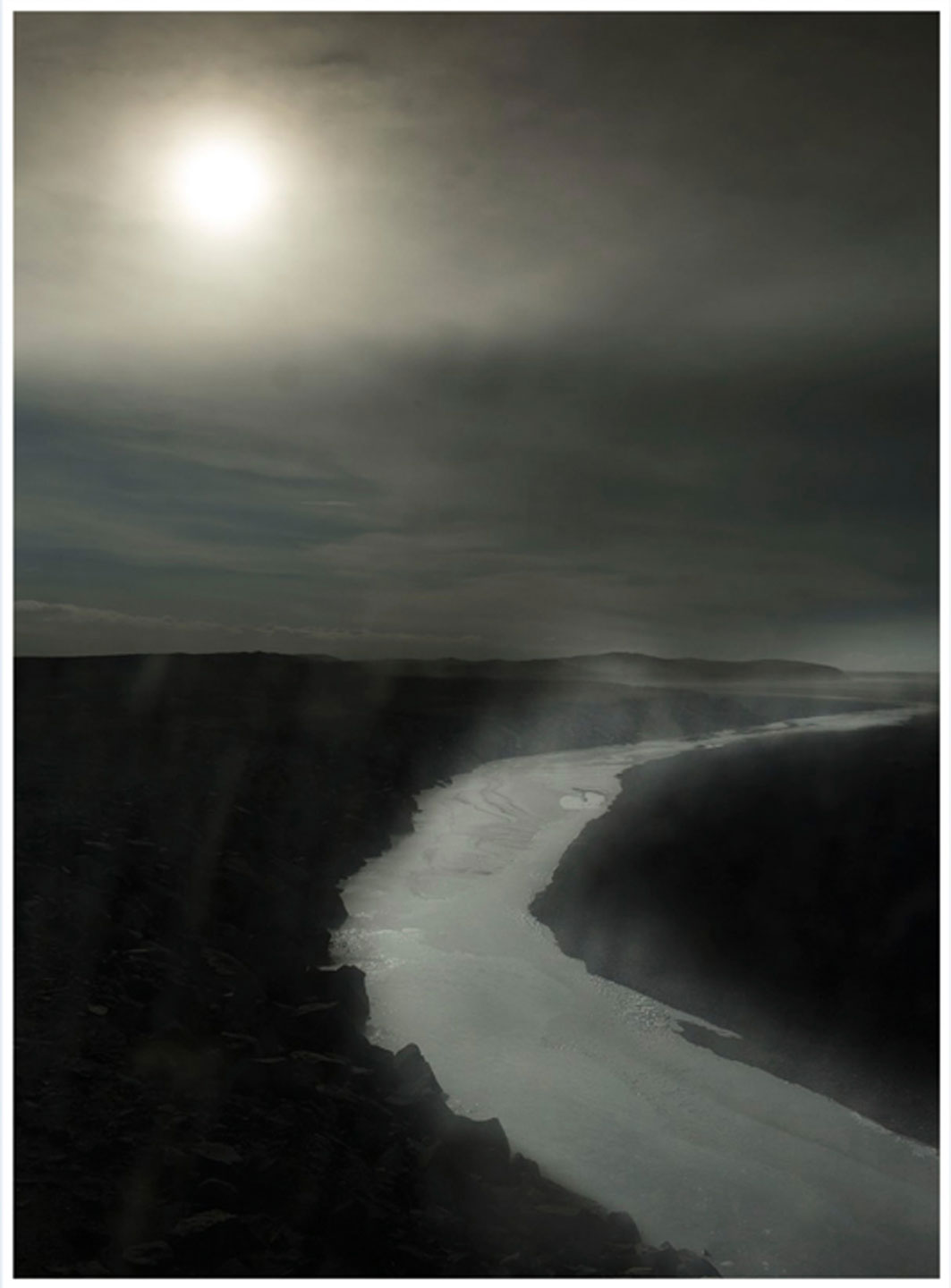 Todd Hido: Bright Black World, Special Limited Edition of 25 (with Original Archival Pigment Print) [SIGNED]