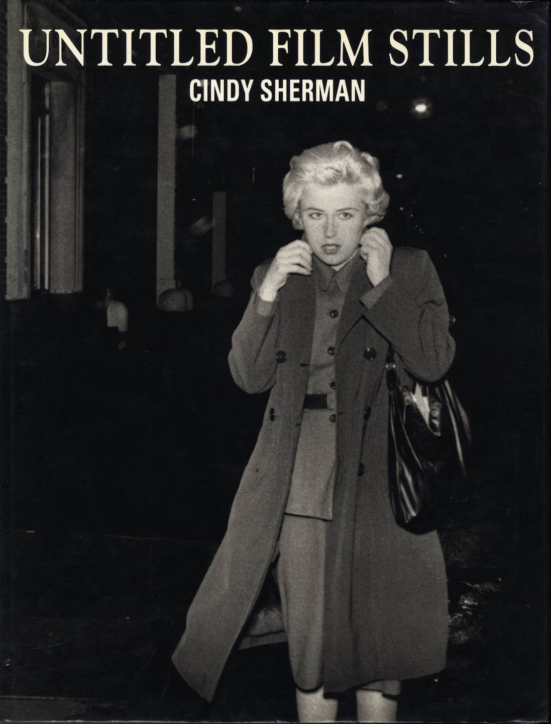 Cindy Sherman: Untitled Film Stills (First German Edition)