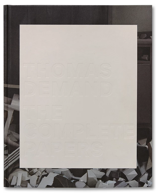 "Thomas Demand: The Complete Papers, Special Limited Edition (with ""Ballot"" Print) [SIGNED]"
