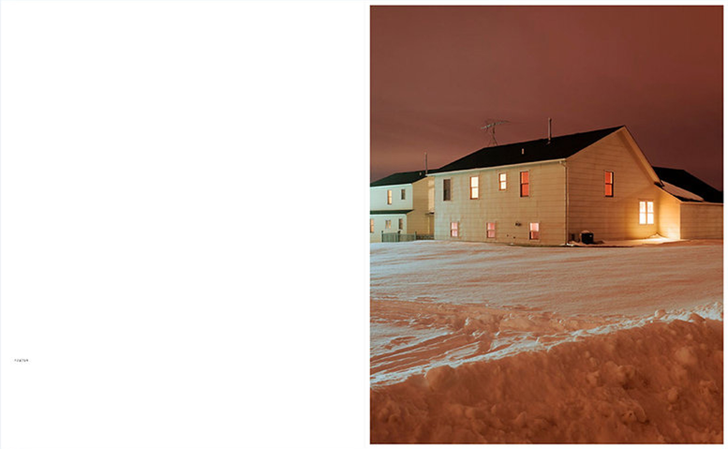 Todd Hido: House Hunting (Remastered Third Edition) - PREORDER (SHIPPING EARLY NOVEMBER)