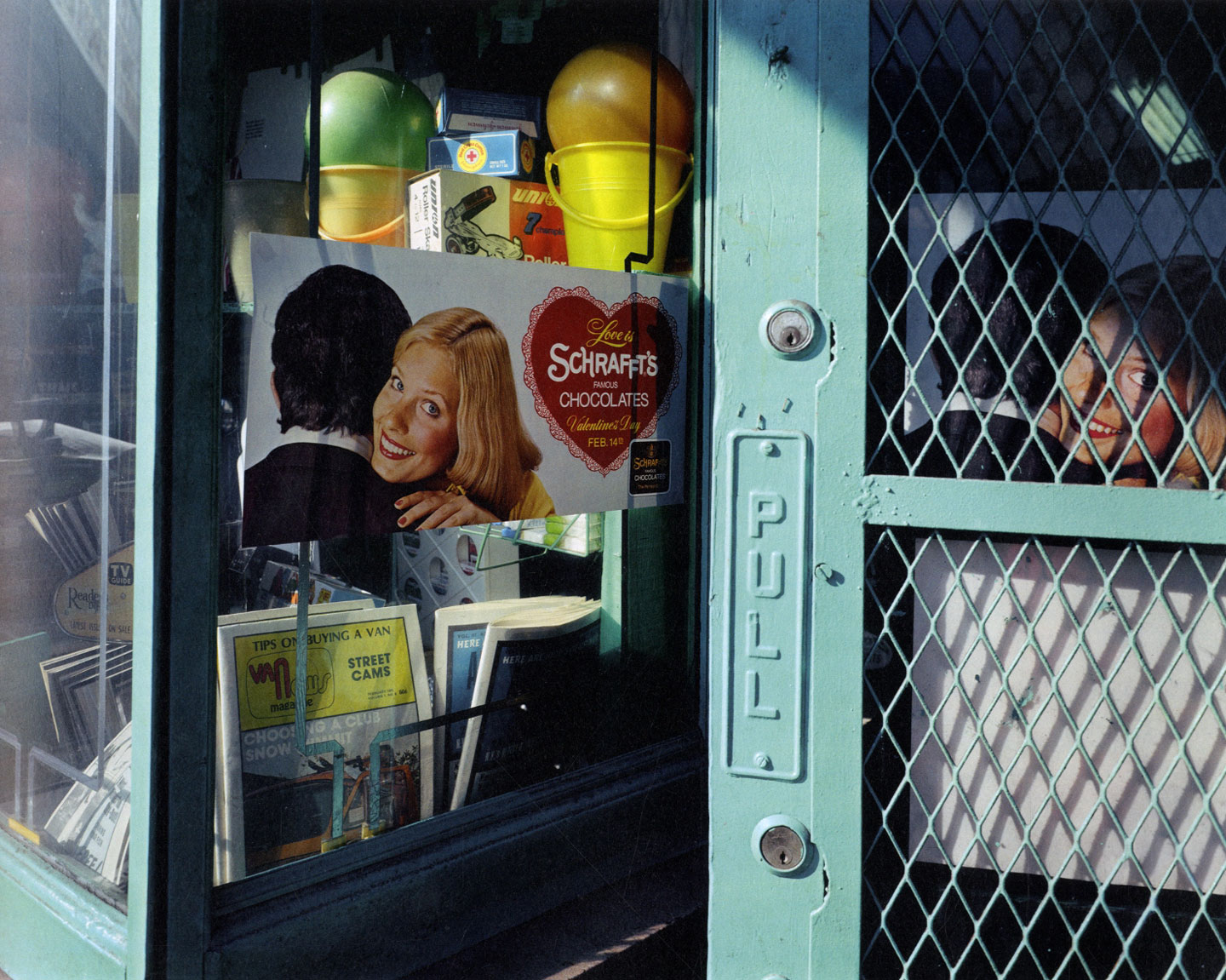 Stephen Shore: Selected Works, 1973-1981 [SIGNED by Shore] [IMPERFECT]