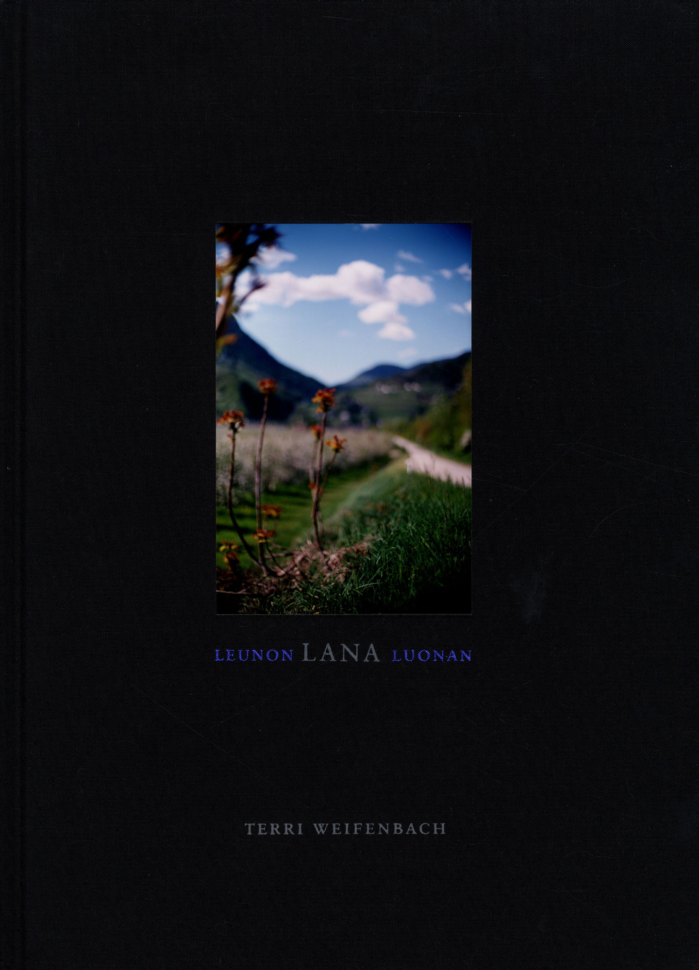 Terri Weifenbach: Leunon Lana Luonan, Limited Edition (with Tipped-In Type-C Print) [SIGNED]
