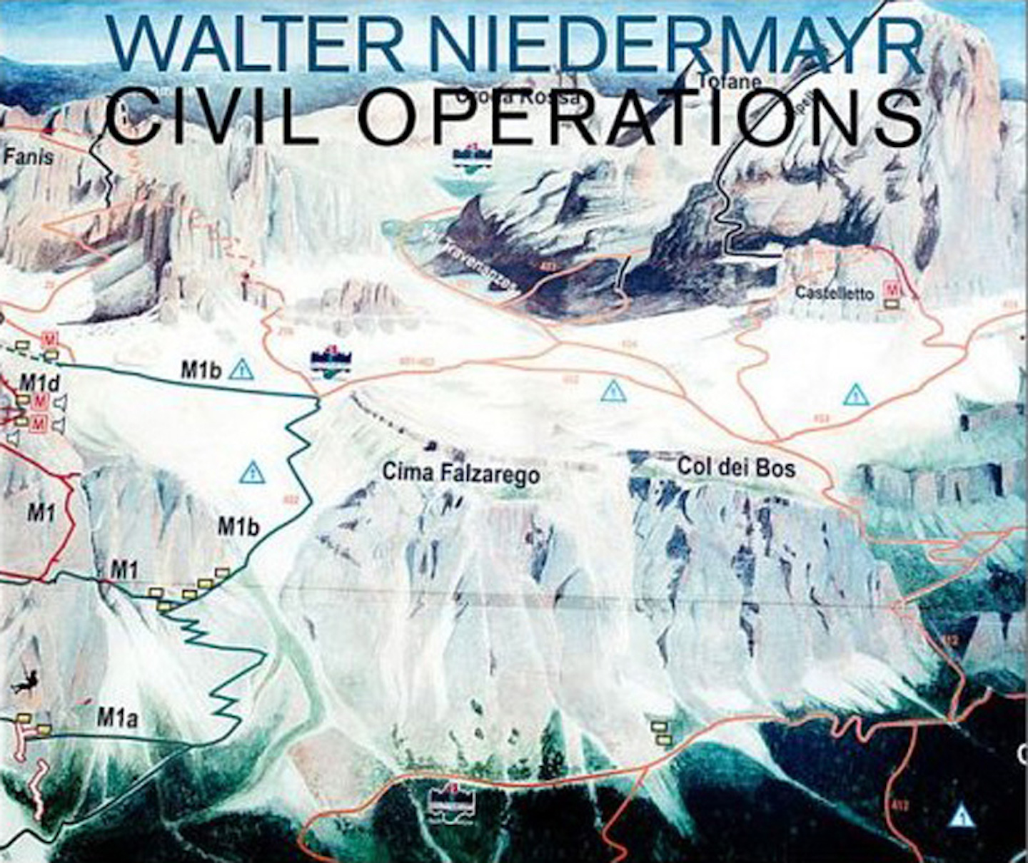 Walter Niedermayr: Civil Operations [SIGNED]