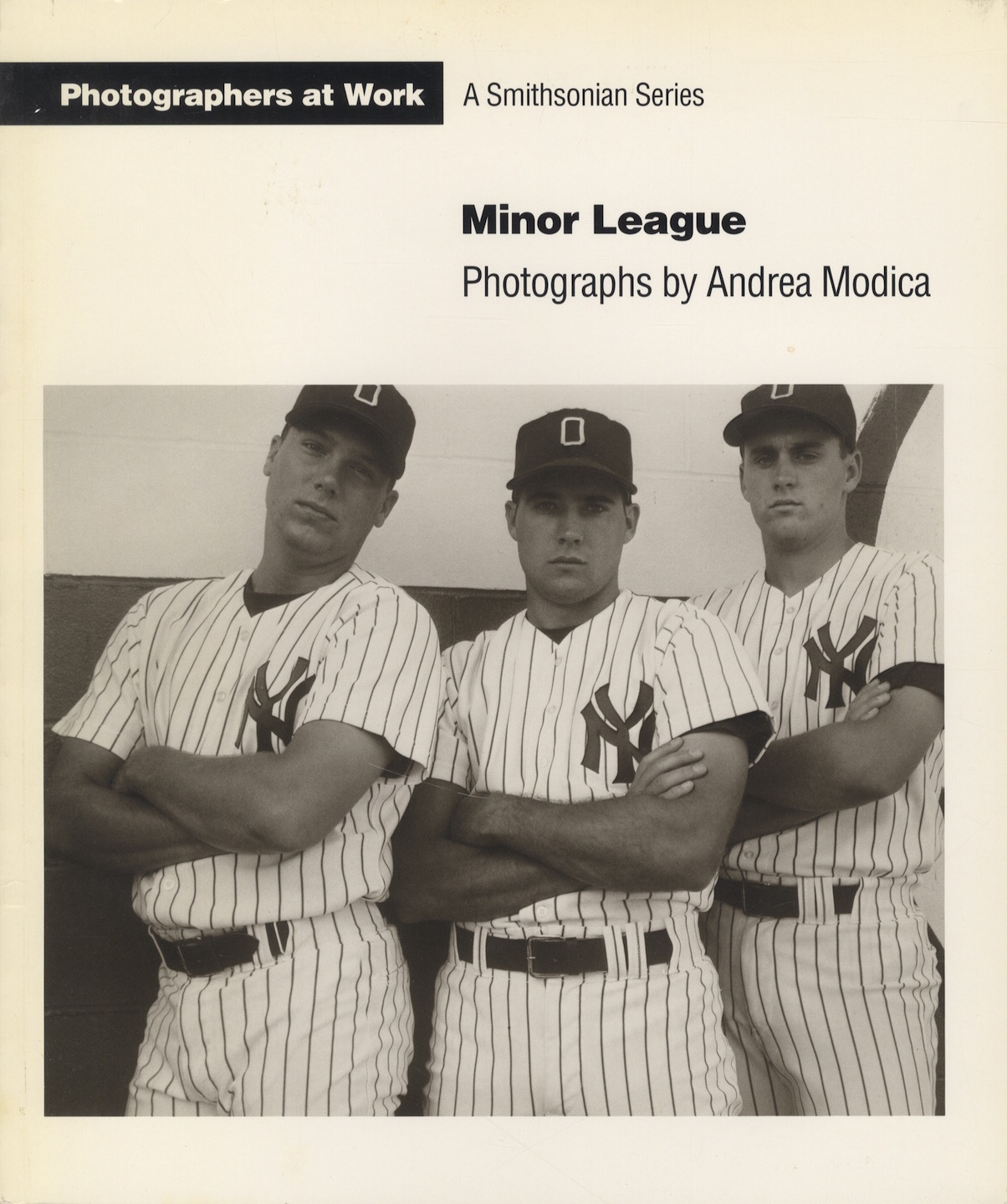 Andrea Modica: Minor League (Photographers at Work Series) [SIGNED]